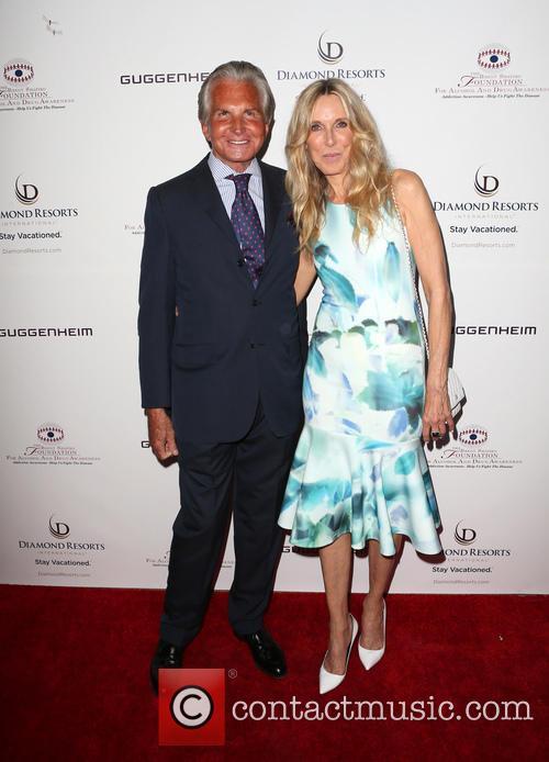 George Hamilton and Alana Stewart 3