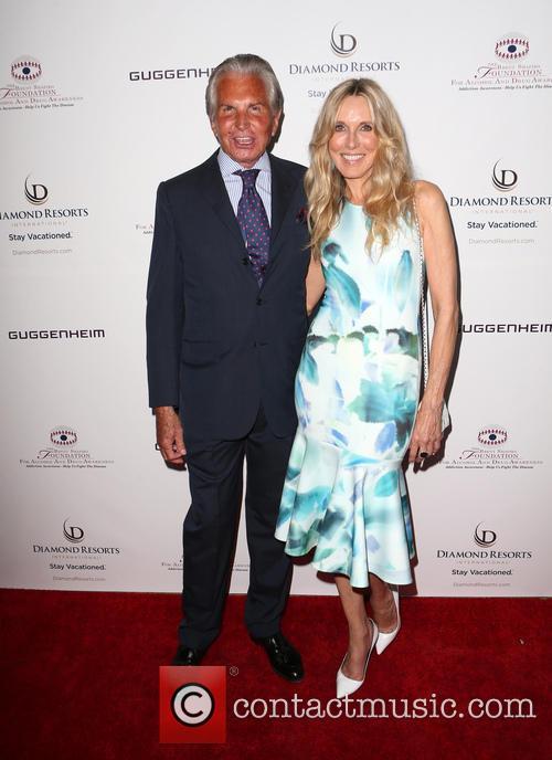 George Hamilton and Alana Stewart 6