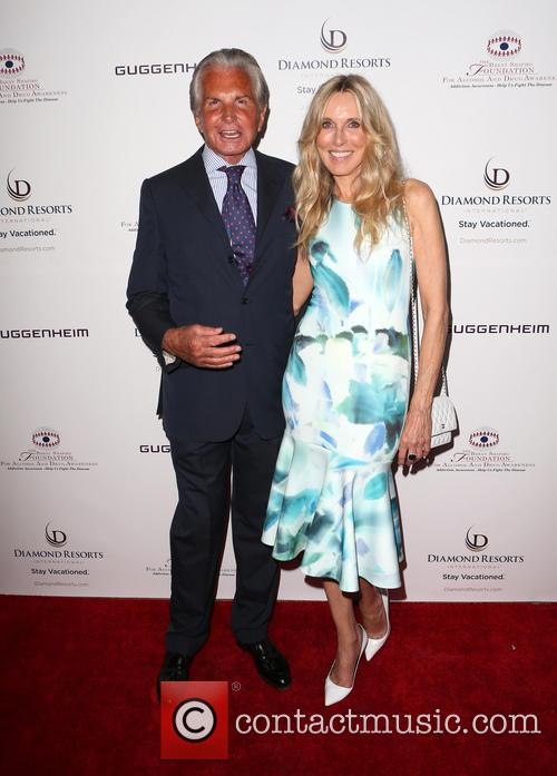 George Hamilton and Alana Stewart 7