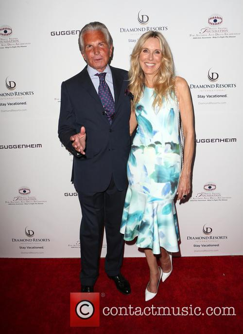 George Hamilton and Alana Stewart 8