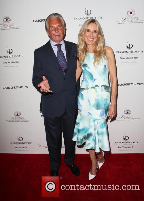 George Hamilton and Alana Stewart 9