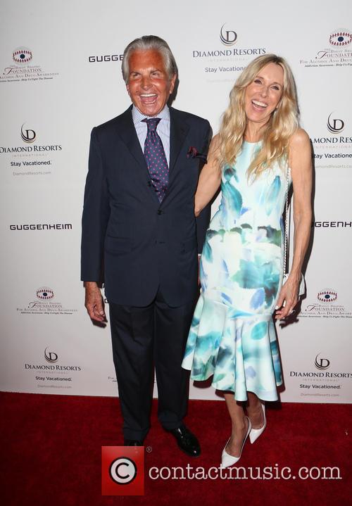 George Hamilton and Alana Stewart 10