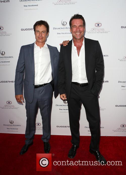 Patrick Muldoon and David James Elliott 7