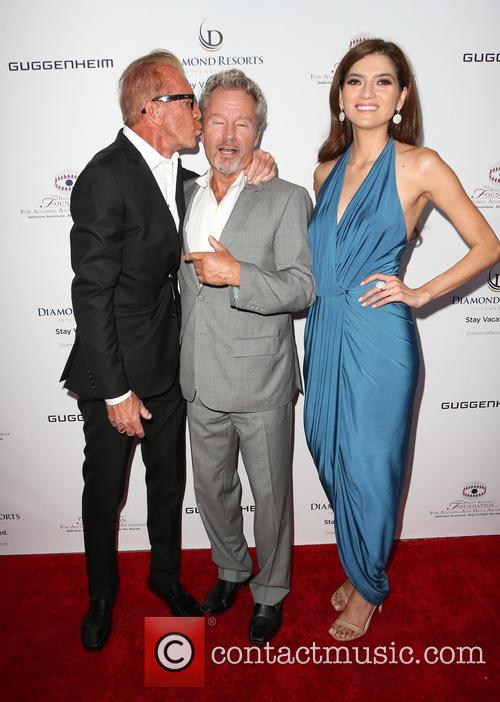 Pat O'brien, John Savage and Blanca Blanco 2
