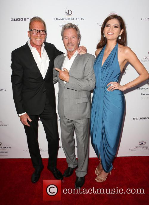 Pat O'brien, John Savage and Blanca Blanco 6