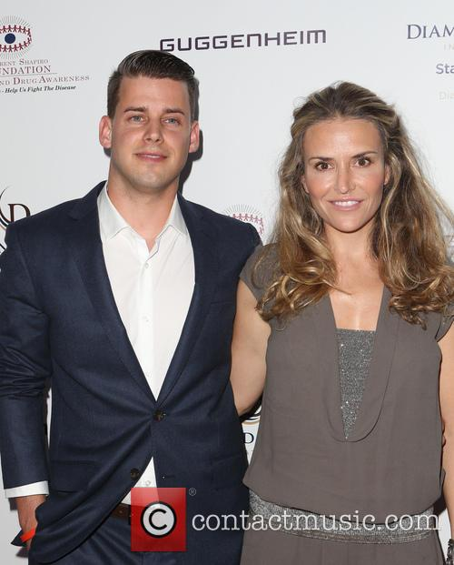 Brooke Mueller and Jaron Lowenstein 1