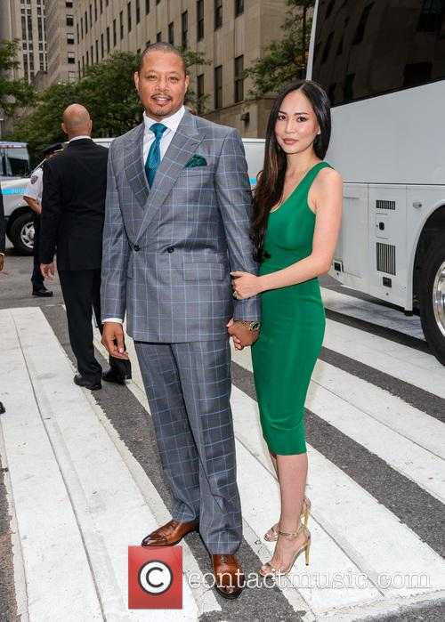 Terrence Howard and Michelle Ghent 4