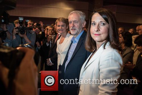 Jeremy Corbyn, Yvette Cooper and Liz Kendall 1