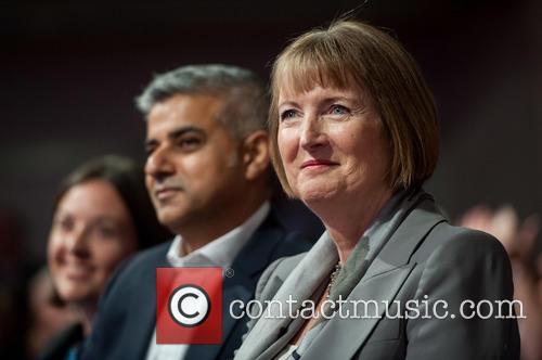Harriet Harman and Sadiq Khan 4