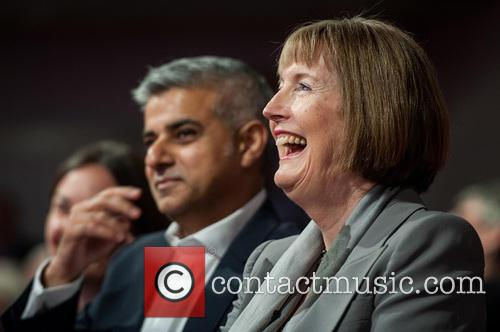 Harriet Harman and Sadiq Khan 5