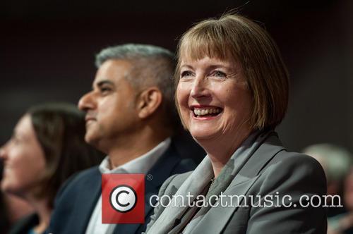 Harriet Harman and Sadiq Khan 1
