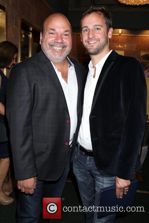 Casey Nicholaw and Josh Marquette 1