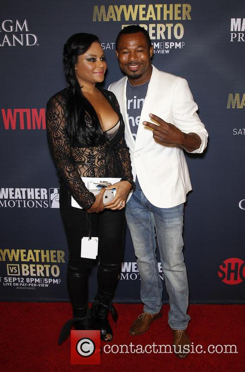 Trista Pisani and Shane Mosley 2