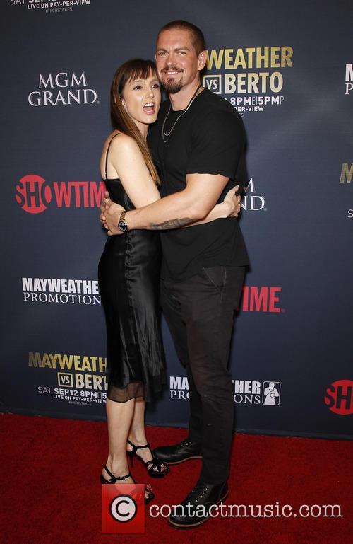 Nancy Pimental and Steve Howey 3