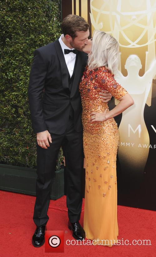 Brooks Laich and Julianne Hough 3