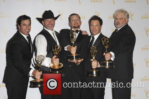 David Reichart, Todd Stanley, Steven Wright, Breck Warwick and Matt Fahey 1