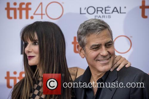 Sandra Bullock and George Clooney 1