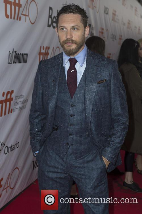 Tom Hardy Shrugs Off Awkward Question About His Sexuality At Press Conference