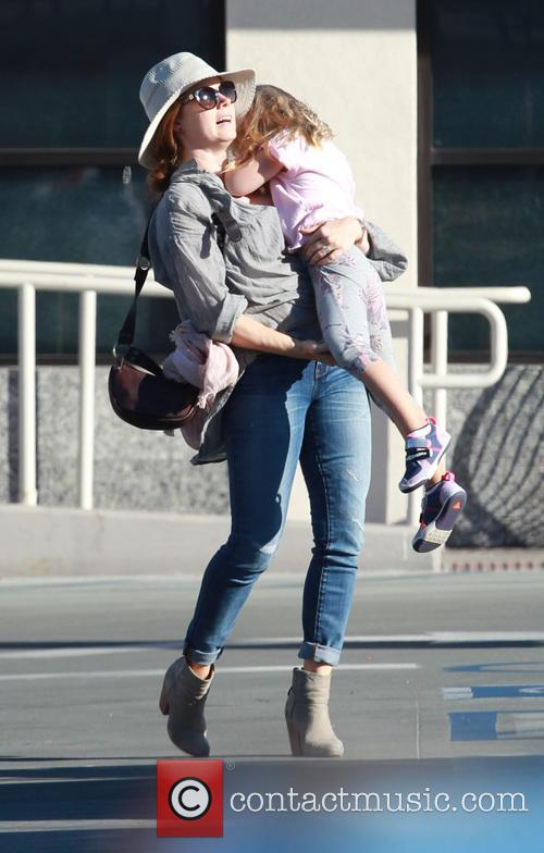 Amy Adams and Aviana Olea Le Gallo 7