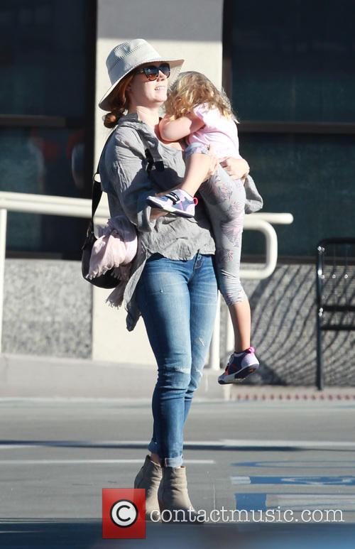 Amy Adams and Aviana Olea Le Gallo 8