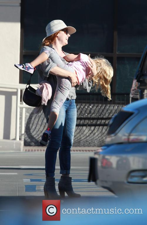 Amy Adams and Aviana Olea Le Gallo 10