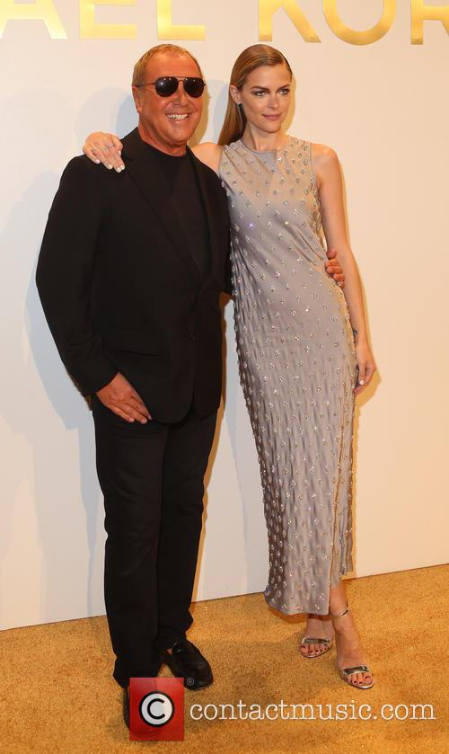 Michael Kors and Jaime King 2
