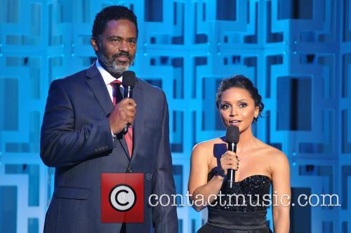 Danielle Nicolet and Richard Lawson