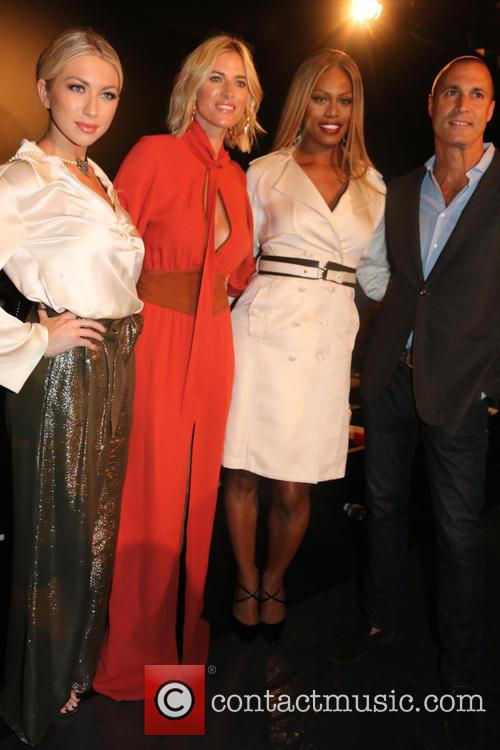 Stassi Schroeder, Kristen Taekman, Leverne Cox and Nigel Barker 2