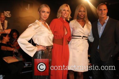 Stassi Schroeder, Kristen Taekman, Leverne Cox and Nigel Barker 3