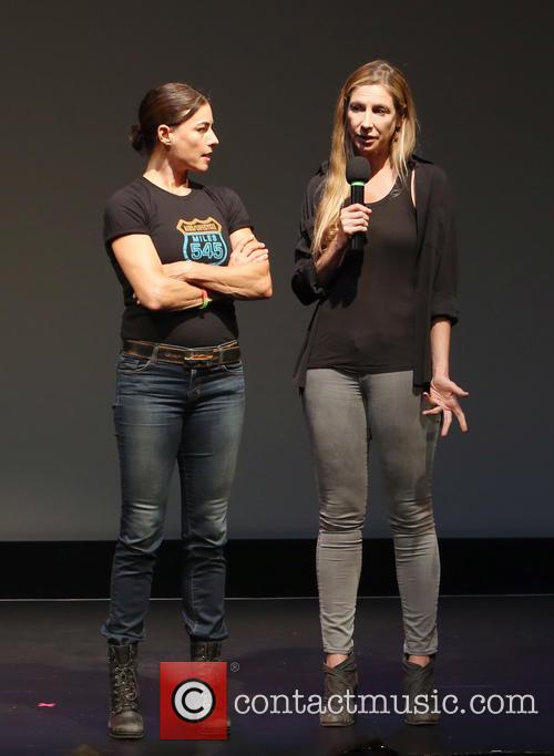 Traci Dinwiddie and Yvonne Jung 4