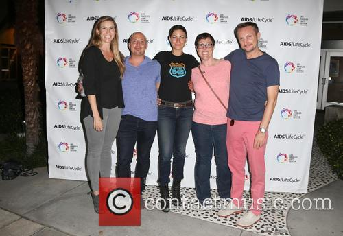 Yvonne Jung, Traci Dinwiddie and Guests 2