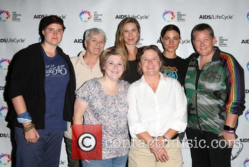 Yvonne Jung, Traci Dinwiddie and Guests 1