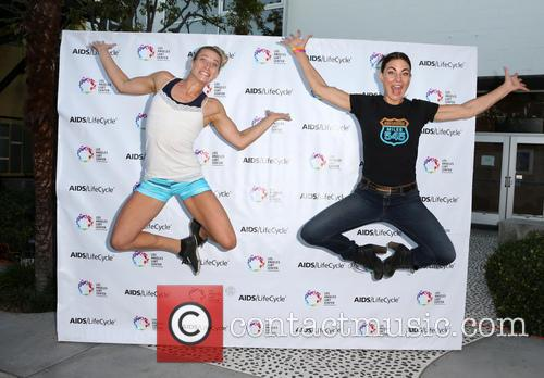 Jessie Graff and Traci Dinwiddie 4