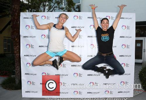 Jessie Graff and Traci Dinwiddie 5