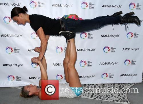 Jessie Graff and Traci Dinwiddie 6