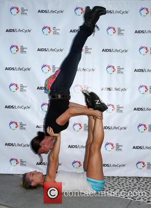 Jessie Graff and Traci Dinwiddie 8