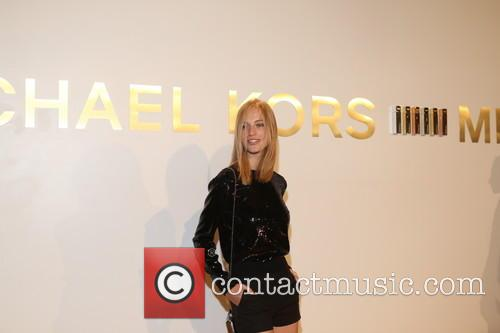 Estee Lauder, Vanessa Axente and Michael Kors
