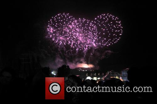 Fireworks and Bestival 3