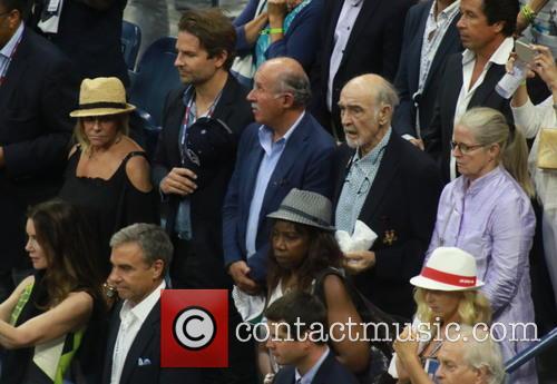 Deborra Lee Furness, Bradley Cooper and Sir Sean Connery 2