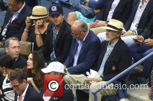 Deborra Lee Furness, Bradley Cooper and Sir Sean Connery 3