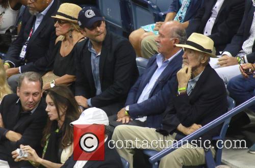 Deborra Lee Furness, Bradley Cooper and Sir Sean Connery 1