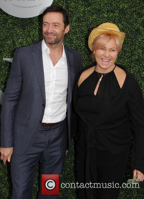 Hugh Jackman and Deborra Lee Furness 1