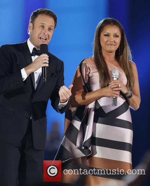 Chris Harrison and Vanessa Williams 2