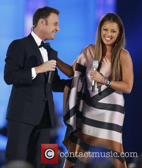 Chris Harrison and Vanessa Williams 1