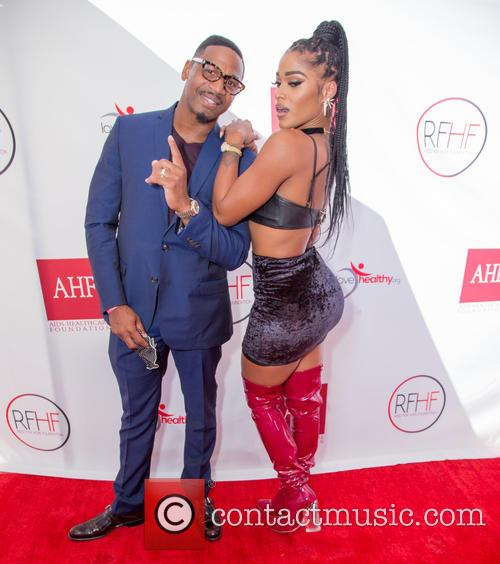 Stevie J and Joseline Hernandez 1