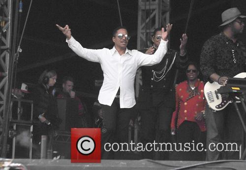 The Jacksons, Marlon Jackson and Jermaine Jackson 1