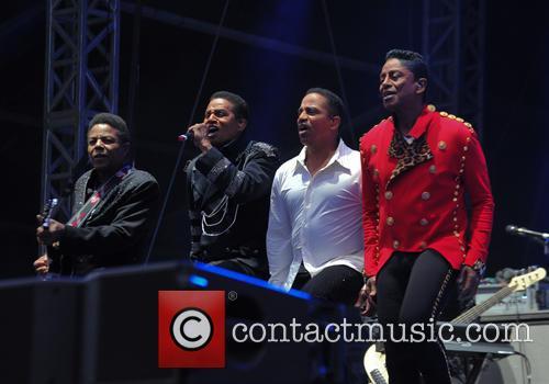 The Jacksons, Marlon Jackson, Jackie Jackson, Tito Jackson and Jermaine Jackson 2
