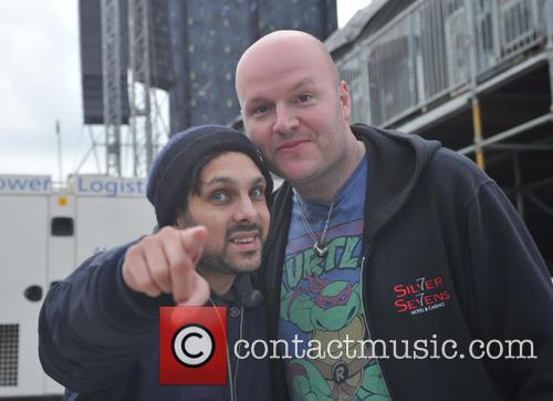 Dynamo and Steven Frayne 1