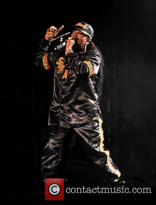Missy Elliott live at Bestival