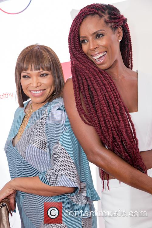 Tisha Campbell and Tasha Smith 3